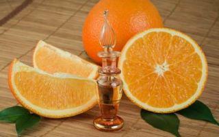 Эфирное масло апельсина — свойства, применение, польза, вред