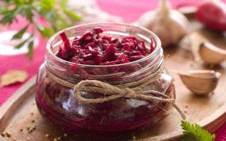 Ботва свеклы — польза, свойства, как заготовить на зиму