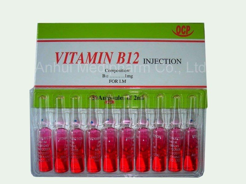 Витамин в12 в ампулах для чего применяют