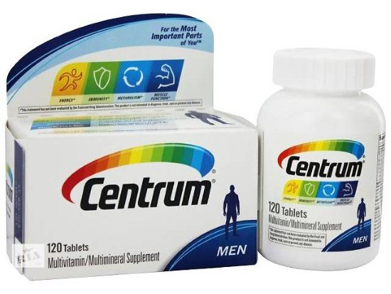 Лучшие витамины для мужчин для различных целей и возраста