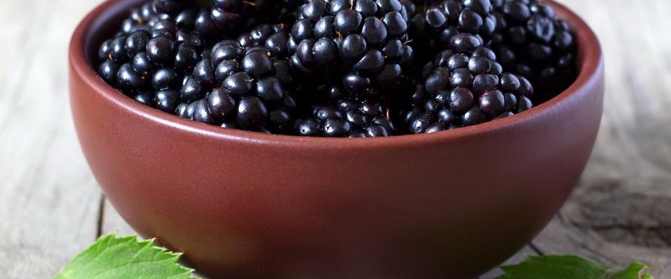 Какие витамины содержаться в ежевике