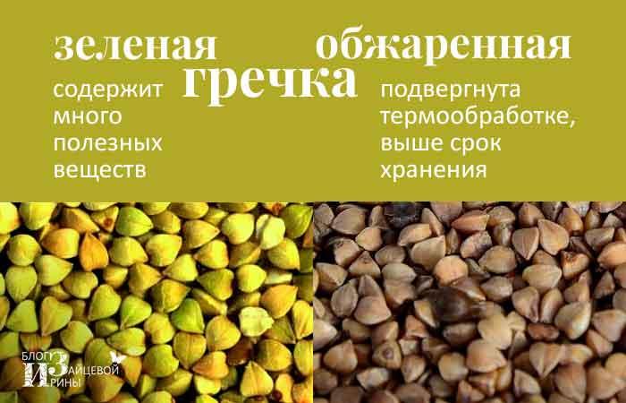 Какие витамины содержатся в гречке
