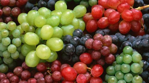 Какие витамины содержиться винограде