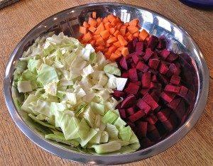 Салат метёлка — рецепт для похудения, как приготовить, польза