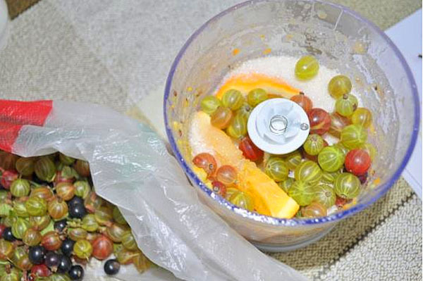 Варенье из крыжовника: простой рецепт, с апельсином