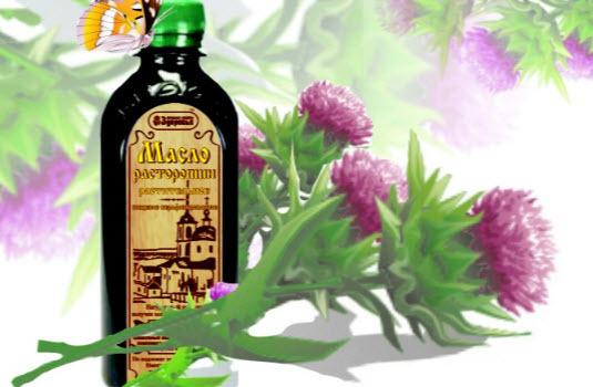 Масло расторопши — состав, калорийность, польза, вред