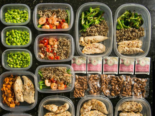 Как правильно сочетать продукты питания при здоровом питании