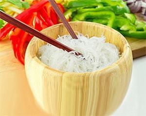 Фунчоза — состав, свойства, калорийность, польза и вред