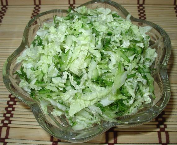 Пекинская капуста — польза, противопоказания, рецепты
