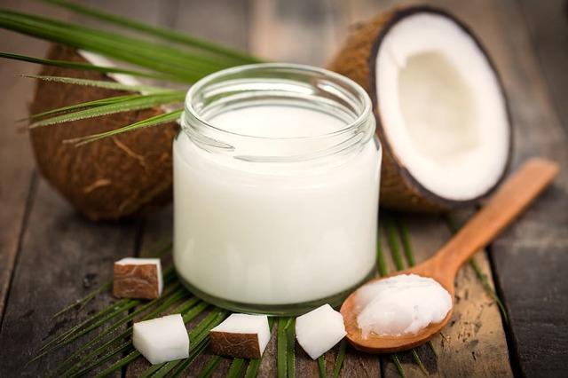 Кокосовое масло от морщин — применение для лица, рецепты масок