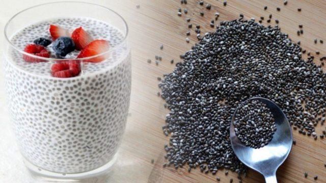 Семена чиа — свойства, польза, как употреблять