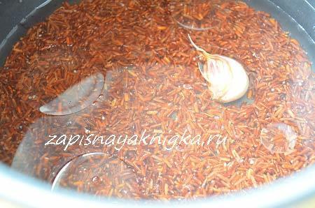 Красный рис — польза и вред, как вкусно приготовить