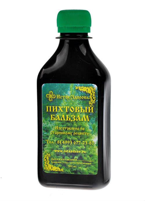 Пихта сибирская — описание, применение, свойства