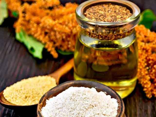 Амарантовое масло — свойства, применение, польза, вред
