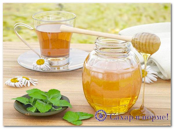Можно ли мед при сахарном диабете: сахар или мед - что лучше